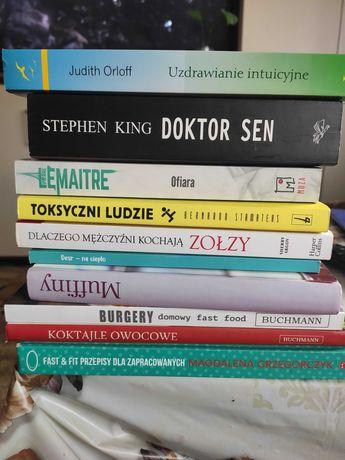 Książki związane z kuchnią
