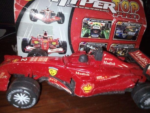 Miniatura carro F1