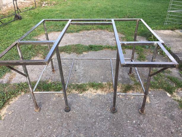 Stół warsztatowy - konstrukcja