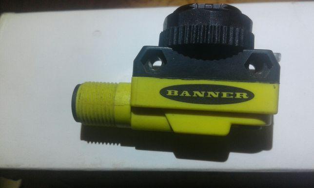 BANNER Оптический датчик.