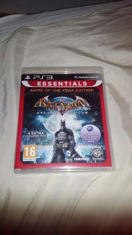PS3 - Batman Arkham Asylum Game Of The Year