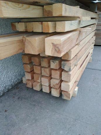 Drewniane belki kantówki