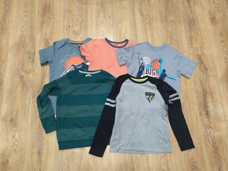 Пакет одежды на подростка футболка реглан кофта свитер 152см