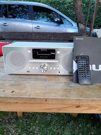 Auna cyfrowe radio
