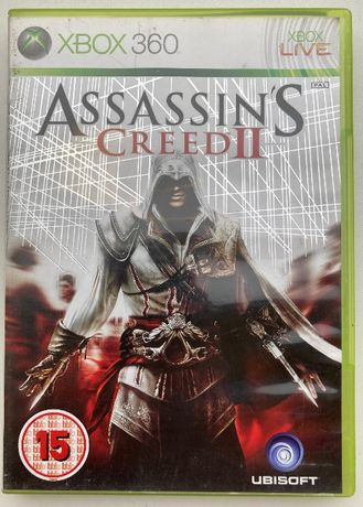 XBOX 360; gra: Assassin's CREED II