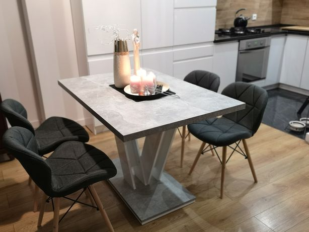 Stół rozkładany 160/120/80 jak nowy