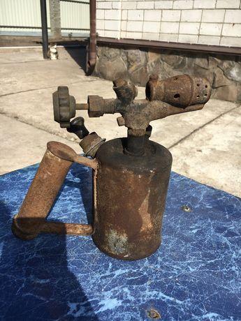 Продам Бензиновая горелка Гасовая горелка керосиновая горелка СССР