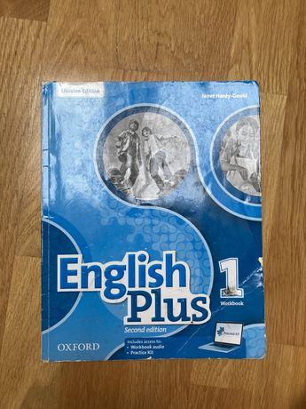 English Plus 1 second edition workbook