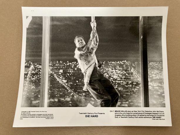 Die Hard - Bruce Willia - zdjęcie / kadr filmowy
