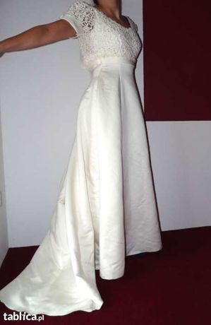 Suknia Ślubna, Sukienka Ślubna z Włoch!