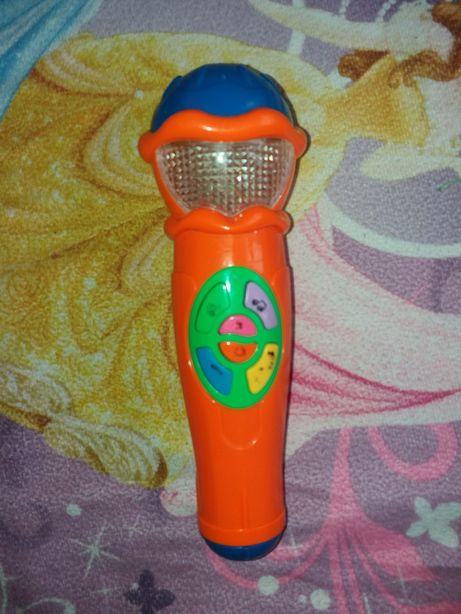 Музикальний мікрофон