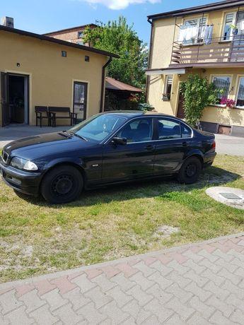 E46 Sedan 2.0 Benzyzna Auto Sprowadzone z Niemiec do Opłat