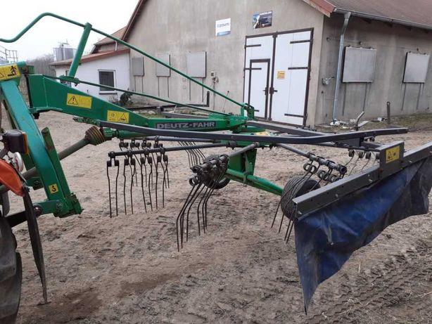 Zgrabiarka karuzelowa Deutz fahr kuhn 3m