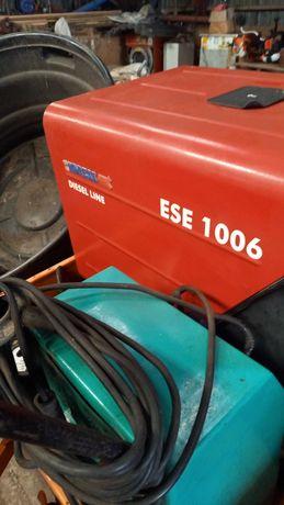 Agregat prądotwórczy diesel firmy endress