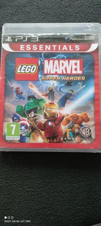LEGO Marvel super Heroes ps3 PlayStation 3