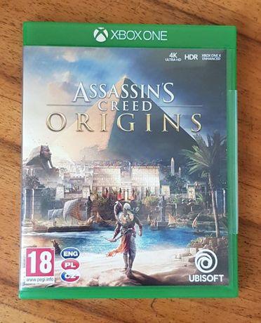 gra na xbox one. Assassin's Creed Origins.