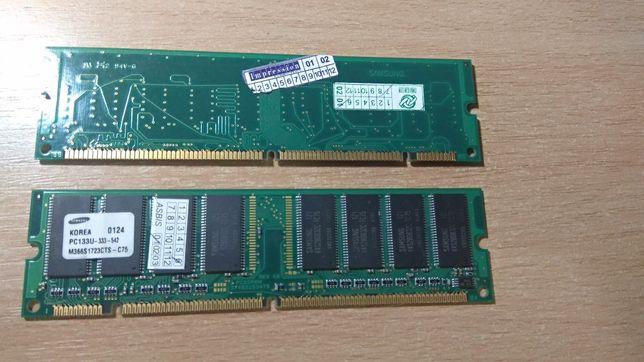 Оперативна пам'ять Samsung DIMM 168-pin