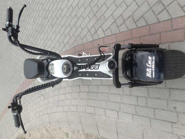 Hulajnoga elektryczna skuter elektryczny billi coco