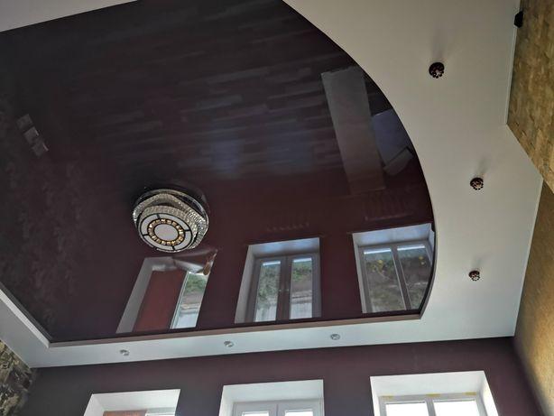 Натяжные потолки в Никополе и Никопольском районе