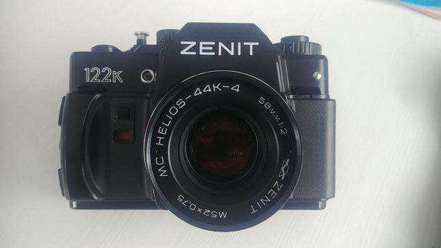 Zenit 122k aparat fotograficzny