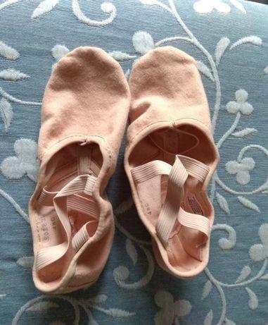 Sapatilhas meia ponta ballet