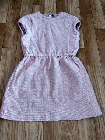 Платье сарафан туника сукня на девочку H&M Next 5-6 лет