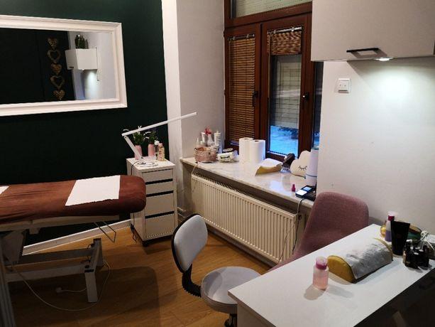 Gabinet kosmetyczny, masażu i manicure
