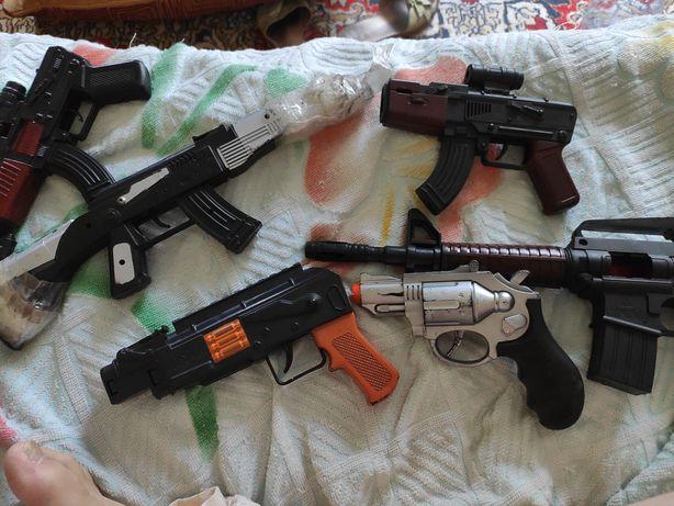 Оружие детское