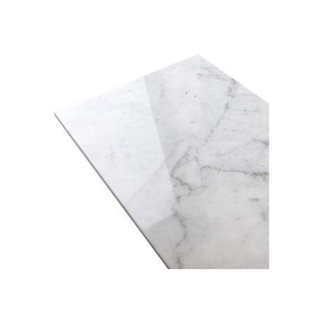 Płytki kamienne Bianco Carrara, Antique Brown, Emerald, Nero Assoluto