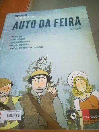 Mensagens - Português 10º Ano