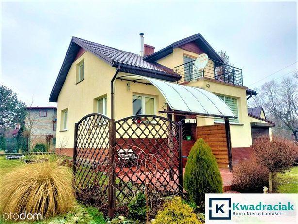 Klimatyczny dom w Centrum Krosna