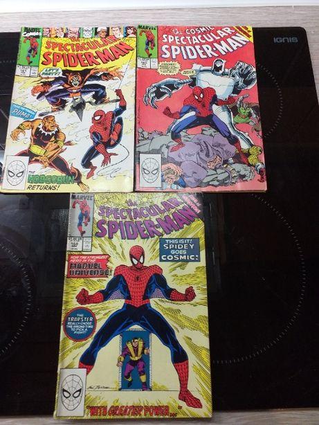 MarvelL The Spectacular Spider Man komiks 3 zeszyt