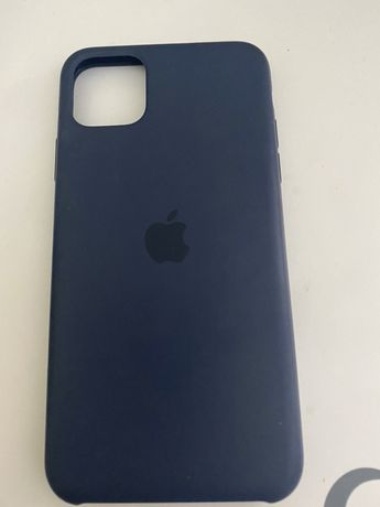 Capa Apple Iphone 11 pro max midnight blue