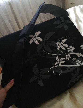 сумка для ноутбука lesacchic