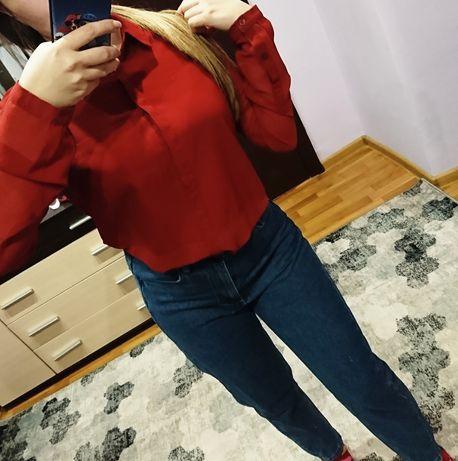 Удлинённая рубашка блуза MANGO 44-46
