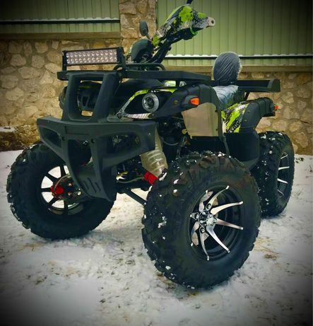 Квадроцикл ATV 200сс Новий / Великі гаї