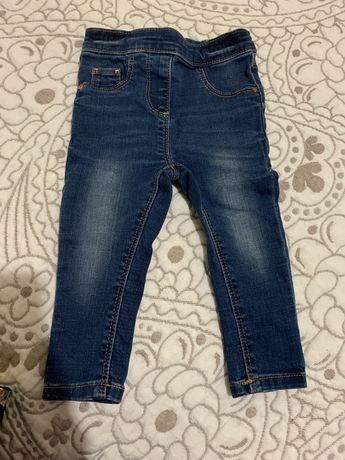 Джинсы, джинсовые легинсы, лосины Next