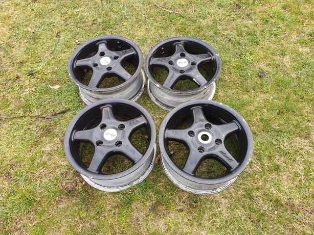 Alufelgi Felgi aluminiowe ALUETT KBA 44575 4x114,3 Mazda Nissan R14