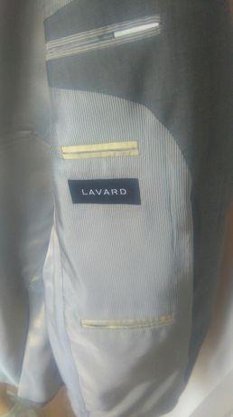 Garnitur LAVARD szary 182/96/82A
