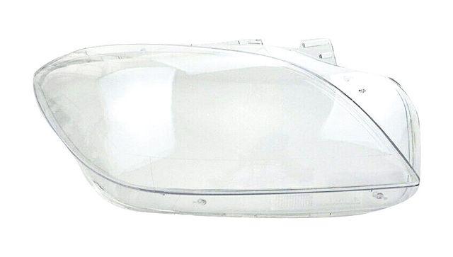 Klosz szkło reflektora, lamp Mercedes W204 przed lift