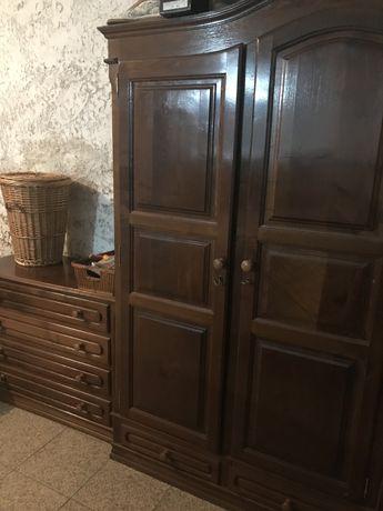 Mobilia de quarto de casal completa