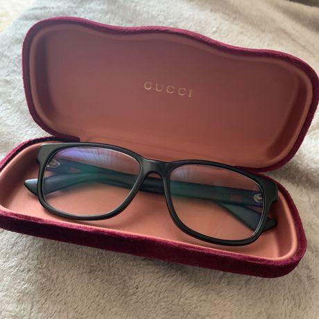 Okulary Gucci korekcyjne unisex oryginalne made in italy