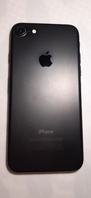 IPhone 7 czarny 128 GB + gratis