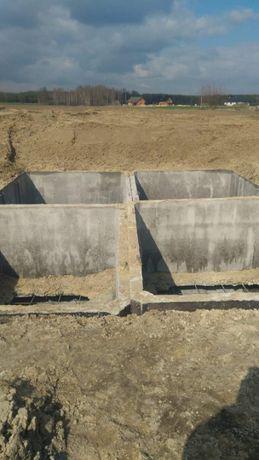 Betonowy Zbiornik na gnojowice szambo betonowe odchody ścieki-13m3