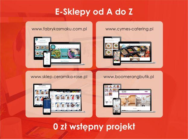 SKLEPY INTERNETOWE sklep internetowy tanie pozycjonowanie e-sklepu www