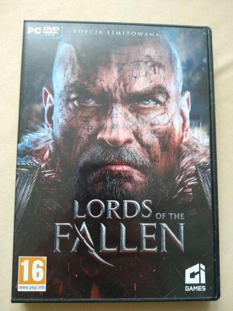 gra Lord Of The Fallen PC edycja limitowana