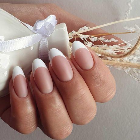 Идеальное наращивание ногтей.Обучение.Маникюр Голосеево