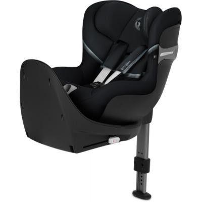 Автокресло Cybex Sirona S i-Size Deep Black black с базой от 0 - 4 лет
