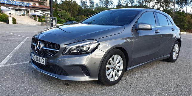 Mercedes-Benz A180 cdi Ano 2017 Aceito Retoma