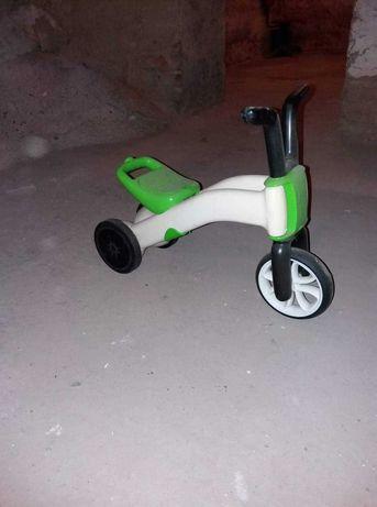 Rowerek biegowy plastikowy